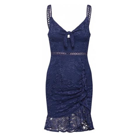 Love Triangle Šaty 'Yass Queen Dress'  námornícka modrá