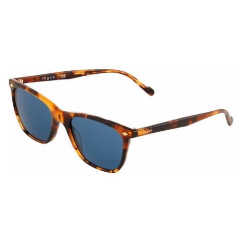 VOGUE Eyewear Slnečné okuliare  medová / hnedá / modrá