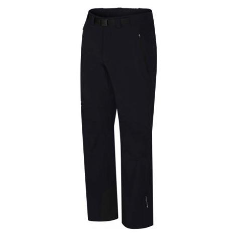 Hannah GARWYN čierna - Pánske trekové nohavice
