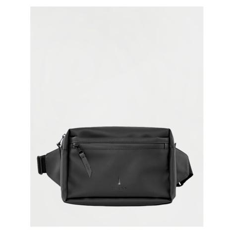 Rains Waist Bag 01 Black