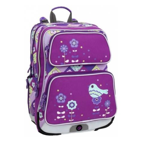 Bagmaster Dievčenský školský batoh do prvej triedy GALAXY 6 A17 l