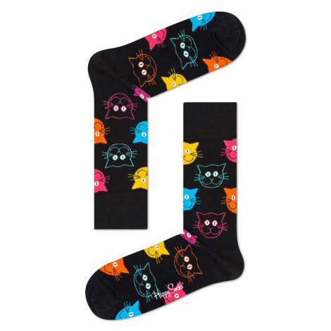 Happy Socks - Ponožky Cat