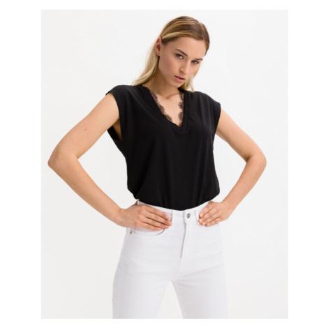 Vero Moda Carries Tričko Čierna