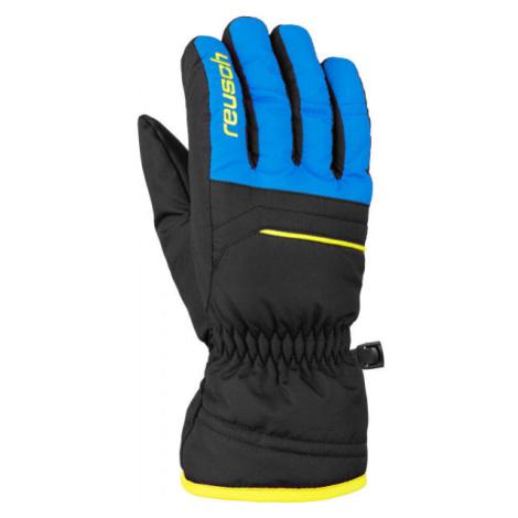 Reusch REUSCH ALAN JUNIOR modrá - Zimné rukavice