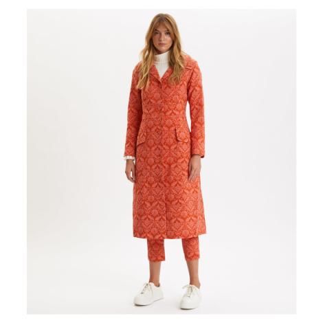 Kabát Odd Molly Luminously Coat - Ružová