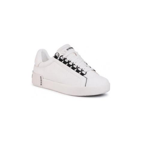 SuperTrash Sneakersy Lina Ced W 2011 001505 Biela