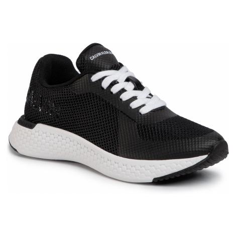 Sneakersy CALVIN KLEIN JEANS - Alma R7809 Black/Black