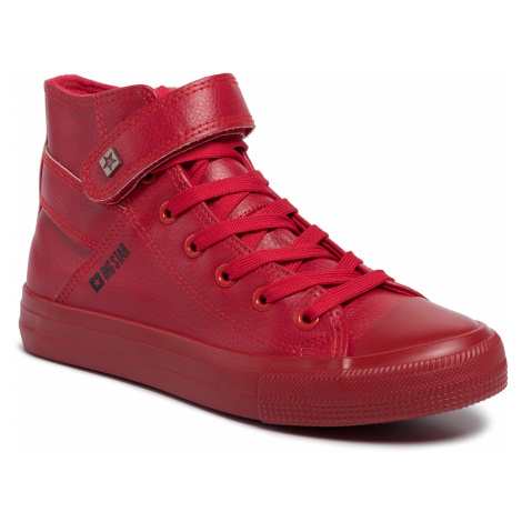 Tramky BIG STAR - V274529 Red