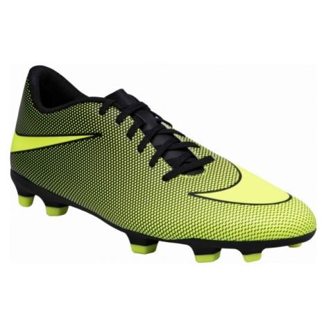 Nike BRAVATA II FG čierna - Pánske lisovky