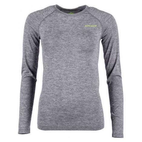 Arcore ADINA šedá - Dámske zimné tričko s dlhým rukávom