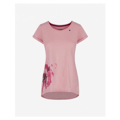 Loap Aliena Tričko Ružová Béžová