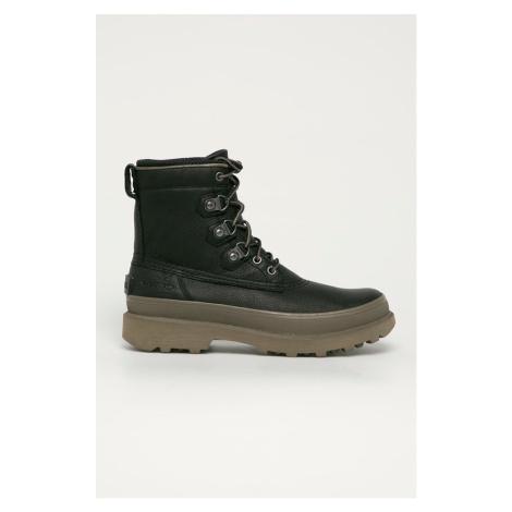 Sorel - Kožená obuv Caribou Street WP