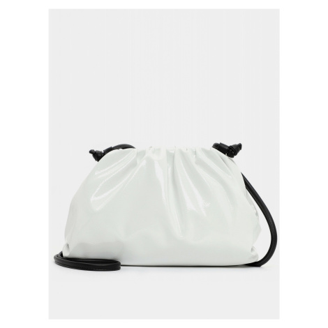 Tamaris biela malá crossbody kabelka