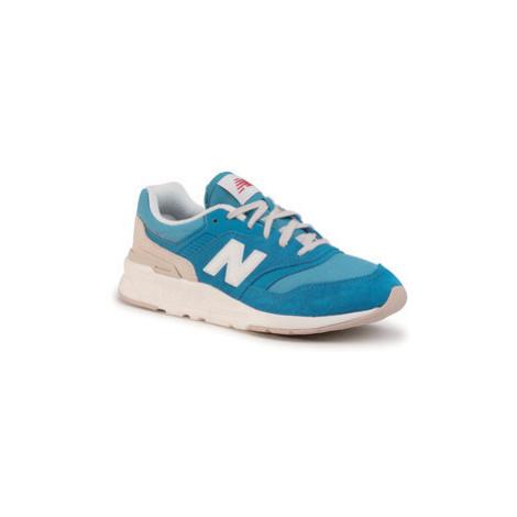 New Balance Sneakersy GR997HBQ Modrá