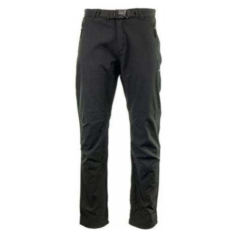 ALPINE PRO LORAL 2 čierna - Pánske nohavice