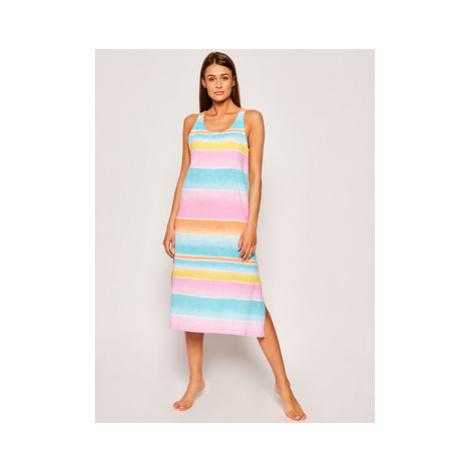 Lauren Ralph Lauren Nočná košeľa ILN01804 Farebná Regular Fit