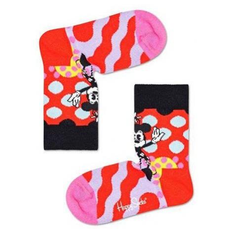 Happy Socks x Disney Minnie Time KDNY01 0100