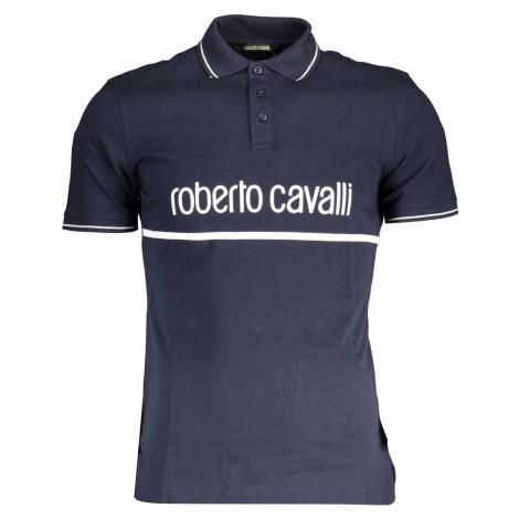 Roberto Cavalli pánska polokošeľa