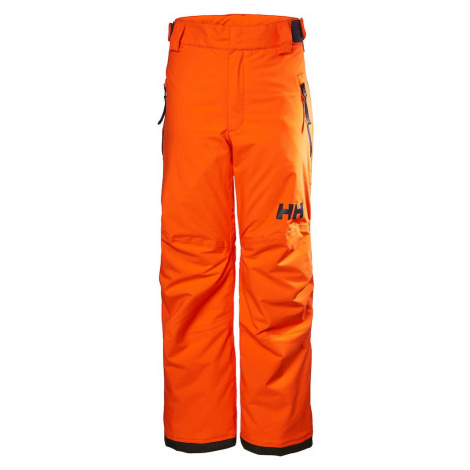 HELLY HANSEN Outdoorové nohavice 'LEGENDARY'  oranžová / čierna