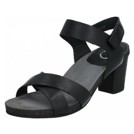 Ca Shott Remienkové sandále  čierna