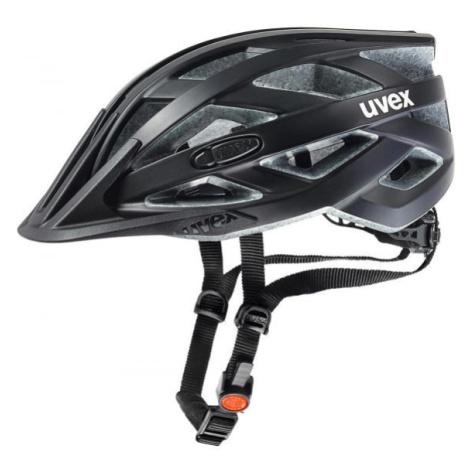 Uvex HELMA I-VO CC čierna - Cyklistická prilba