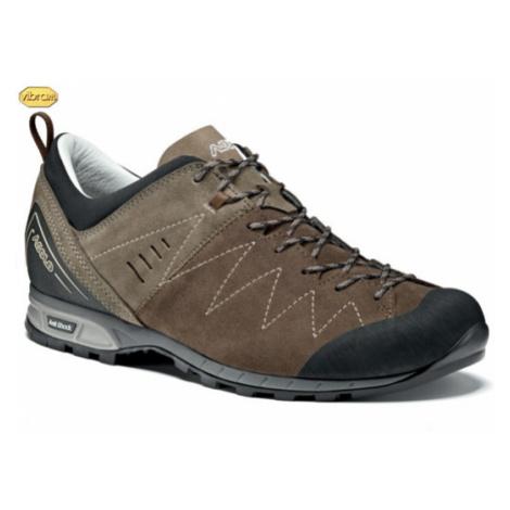 Topánky ASOLO Track Dark Brown / Cortex A632