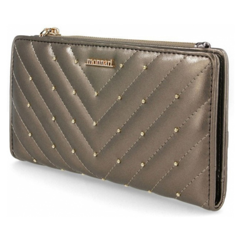 Women's Wallet MONNARI PUR0010-019 Quilted Metallic