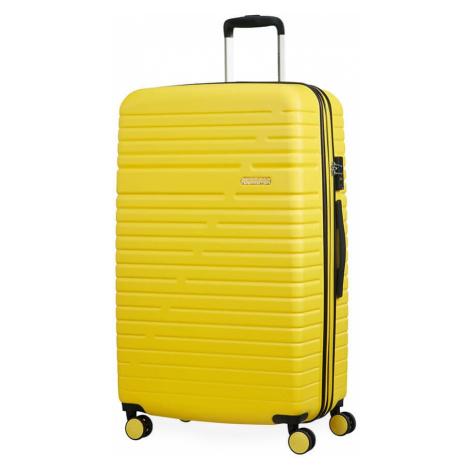 American Tourister Cestovný kufr Aero Racer EXP 61G 100/115 l - žlutá