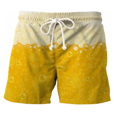 Beer Swim Shorts