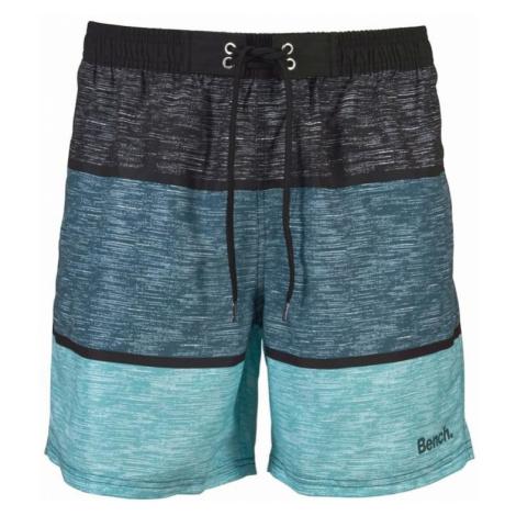 BENCH Plavecké šortky  modrá