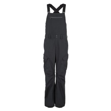 BURTON Outdoorové nohavice 'Reserve Bib'  biela / čierna