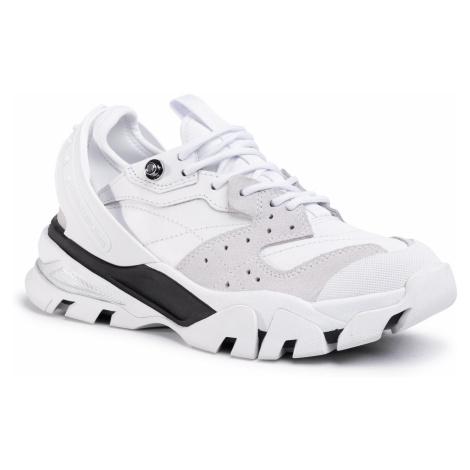 Sneakersy CALVIN KLEIN JEANS - Clarice B4R0882  White