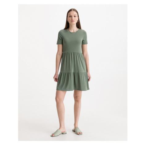 Vero Moda Filli Calia Šaty Zelená