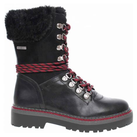 Dámská obuv Tamaris 1-26982-33 black-lipstick 1-1-26982-33 033