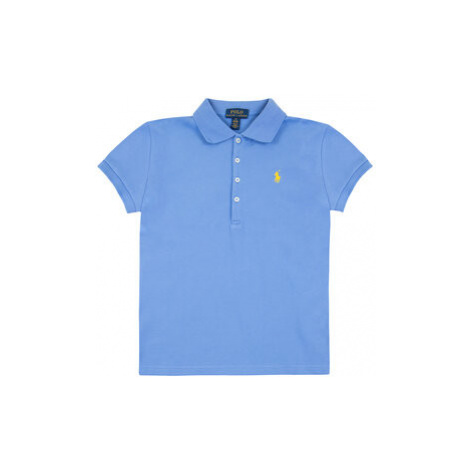 Polo Ralph Lauren Polokošeľa Interlock 312698589 Modrá Regular Fit
