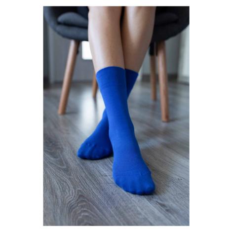 Barefoot ponožky - modré 43-46