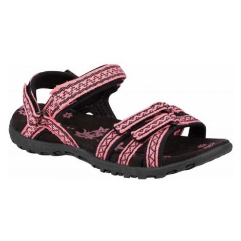 Loap JADE S svetlo ružová - Detské sandále