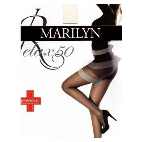 Dámske pančuchové nohavice Relax 50 den - Marilyn