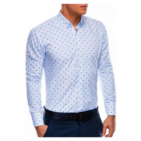 Pánska elegantná košeľa s dlhým rukávom Precision biela