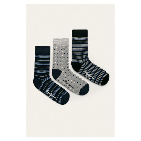 Pepe Jeans - Ponožky Rainer (3-pack)