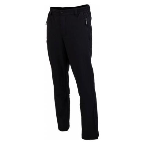 Hi-Tec ALVARO II čierna - Pánske softshellové nohavice
