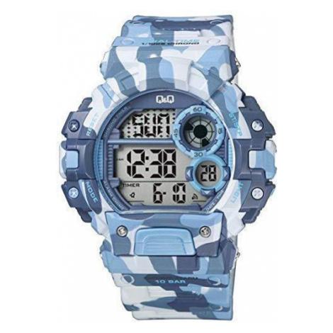 Q&Q Digitální hodinky M144J007