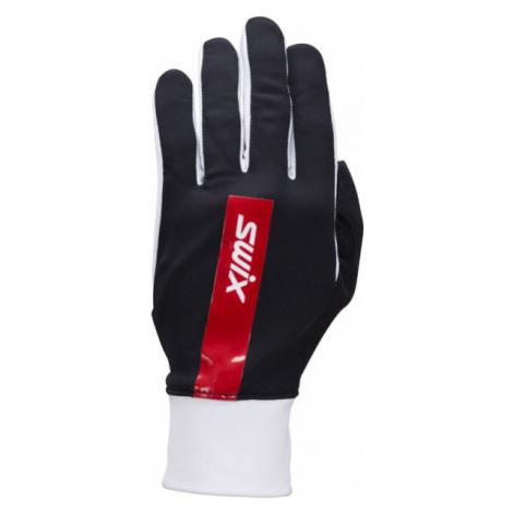 Swix Focus čierna - Bežkárske športové rukavice