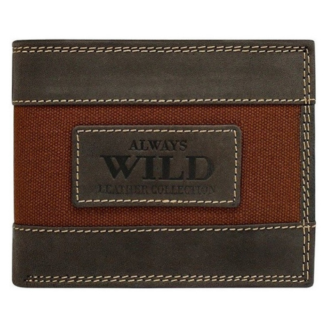 Pánske peňaženky, dokladovky a vizitkáre Wild