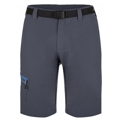 URRO men's softshell shorts gray LOAP