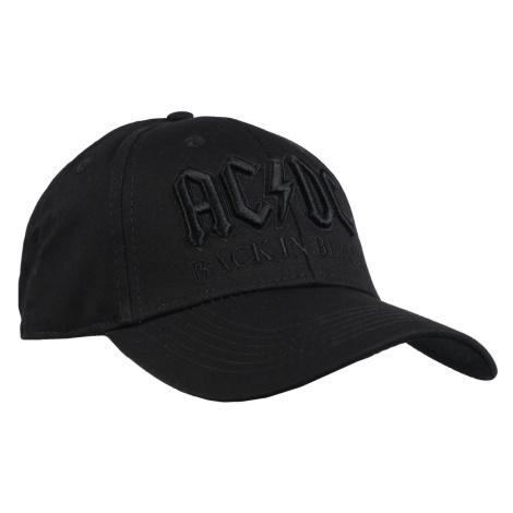 šiltovka ROCK OFF AC-DC Back In Black