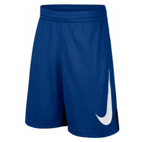 Nike B M NP DRY SHORT HBR tmavo modrá - Chlapčenské športové šortky