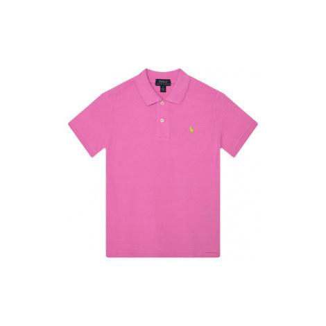 Polo Ralph Lauren Polokošeľa 322703632 Ružová Regular Fit