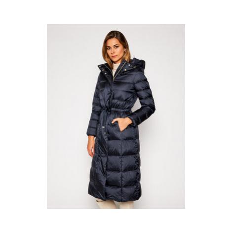 Geox Zimný kabát Tahina W0425G T2412 F4386 Tmavomodrá Regular Fit
