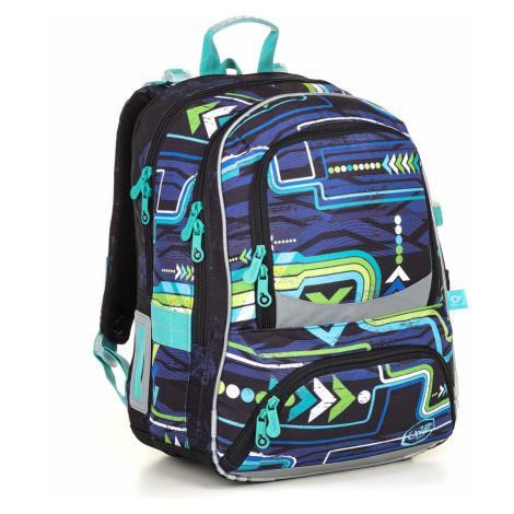 Školská taška Topgal NIKI 18016 B